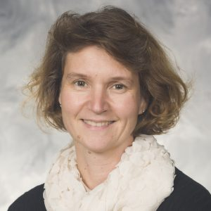 Heike Hofstetter, Associate NMR Director