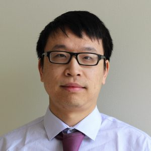 Lingchao Zhu, Assistant NMR Director